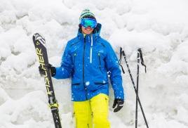 мужская горнолыжная одежда 338eccf552a